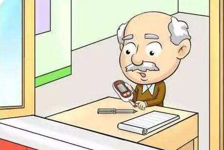 老年糖尿病患者注意好这些,对病情有好处!