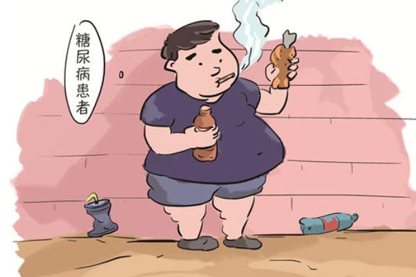 糖尿病与肥胖之肥胖型糖尿病的症状及并发症
